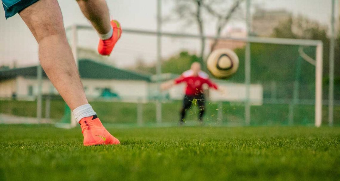 Personal Training im Fussball