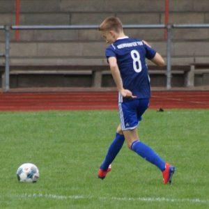 Lennox Sperling Fussballtalent